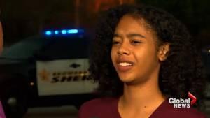 Student shot twice in Florida school rampage 'nervous' to return to Marjory Stoneman Douglas