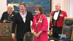 k.d. lang receives Alberta Order of Excellence