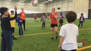 New sports complex designed to encourage kids more opportunity