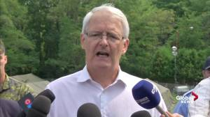 Refugee situation in Quebec 'very much under control': Marc Garneau