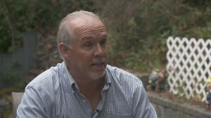 B.C. Premier John Horgan on the biggest hits and misses of his first year