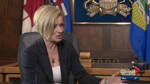 Year-end conversation with Premier Rachel Notley (Part 2)