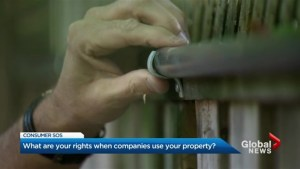 Bell installs cable in Toronto homeowners' yards without permission