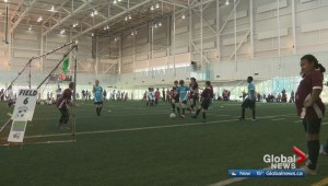 Edmonton Free Footie soccer league giving underprivileged kids a leg up