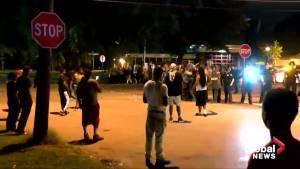 Rioting, protests in Memphis after fatal police shooting