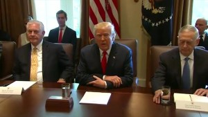 Donald Trump promises to 'handle' North Korea