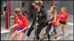 Camp LIFT teaches young girls that becoming a firefighter can be a real career option