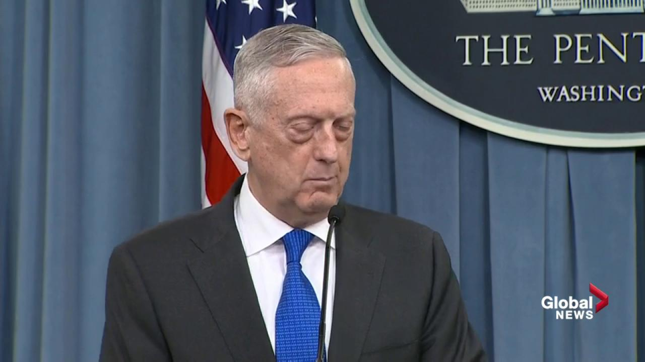 United States  to continue military drills with South Korea: Mattis