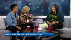Monetizing your social media presence