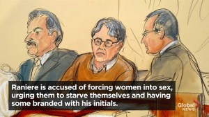 Hollywood 'sex cult' trial continues in New York