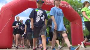 Power 97's Phil Aubrey on why he's involved with the Walk for Arthritis