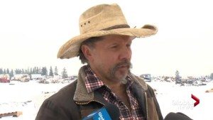 Fred Brokop explains the animals seized by Calgary Humane Society