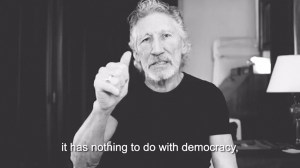 Pink Floyd's Roger Waters says Richard Branson's Venezuela concert has 'nothing to do with aid'
