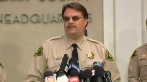 Santa Barbara authorities confirm Elliot Rodger  responsible for shooting rampage