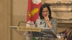 Montreal unveils social housing plan