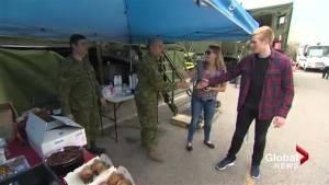 Quebec floods: Volunteers flock to help those in need