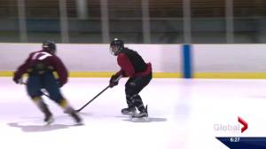 Aboriginal hockey players prepare for tournament about more than just the game
