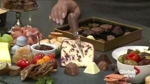 Purdy's Chocolatier making holiday treats