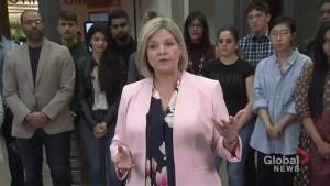 Decision Ontario: Waiting for PC platform, NDP and Liberals clash over labour