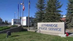 Lethbridge Police and ALERT looking to combat 'significant' property crime increase