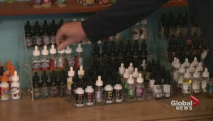 New study raises questions about safety of vaping