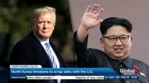 North Korea threatens to scrap U.S. talks