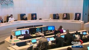 Edmonton city councillors vote in favour of Valley Line LRT plan