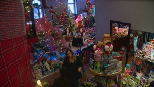 Shop of Wonders brings a full Christmas experience to some Lethbridge residents