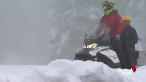 SAR looking for missing hikers north of Mt. Seymour