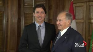Ethics investigation looks into Trudeau's Bahama vacation