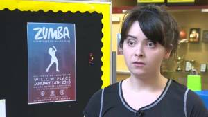 Teens use exercise to raise funds for emergency shelter in Winnipeg