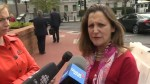 Freeland says NAFTA talks in period of 'intensified engagement'
