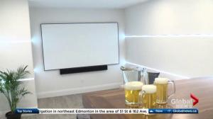 2018 Big Brothers Big Sisters dream home #1: Lower level entertainment
