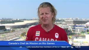 How to keep Team Canada motivated in Rio