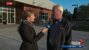 New Edmonton school opens for school year