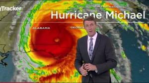Why Hurricane Michael picked up power and where it's headed