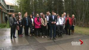 Ministers meet in Alberta as province faces more bad news