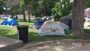 Tent city continuing to grow in Peterborough