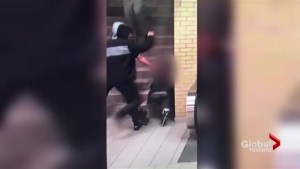 Police release footage of attack on man with Autism at bus terminal in Mississauga