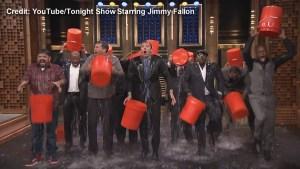 Ice Bucket challenge compilation