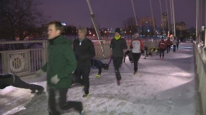 Winnipeg Gone Rogue uses the city as its gym