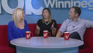Holly Alexandruk says goodbye on Global News Morning