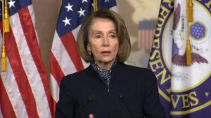 Pelosi says she prays Trump will resist shutting U.S. government down over border wall
