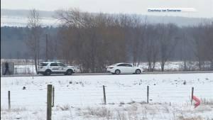 Incident near Berwick, N.S.