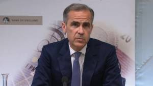 Bank of England eases capital requirements