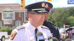 Mississauga fire chief says some residents can't return home right away due to damages