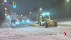 Snow and frigid temperatures on the way for Southern Ontario