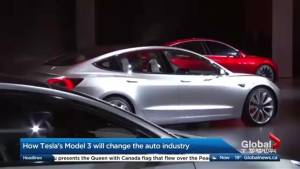 Will Tesla's Model 3 change the auto industry forever?