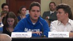 Marjory Stoneman Douglas students from Florida blast lawmakers over lack of action on gun control