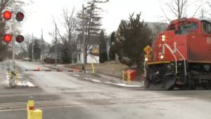Police in Belleville investigate alleged rail tampering